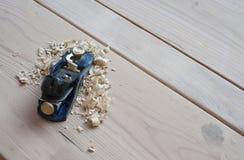 houtbewerking Stock Foto