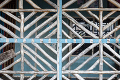 Houten abstract de muurpatroon van de textuur grunge textuur Stock Afbeeldingen