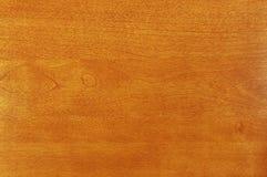 Houten achtergrond die houten korrel toont Royalty-vrije Stock Afbeeldingen