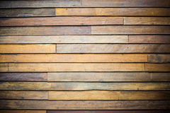 Houten achtergrond, korrel grunge houten textuur, brow Stock Fotografie