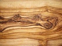 Houten achtergrond, olijf houten, houten korrel royalty-vrije stock foto