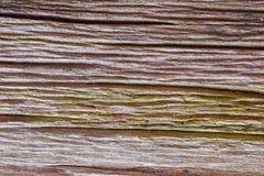 Houten Achtergrond & Textuur Stock Fotografie