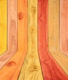 Houten Achtergrond & Textuur Royalty-vrije Stock Afbeelding