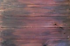 Houten achtergrond Textuur, de oppervlakte van de oude raad van natuurlijk hout met verschillende schaduwen van zwarte en donkere Stock Fotografie