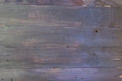 Houten achtergrond Textuur, de oppervlakte van de oude raad van natuurlijk hout met verschillende schaduwen van zwarte en donkere Royalty-vrije Stock Fotografie
