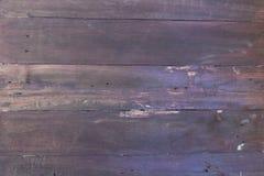 Houten achtergrond Textuur, de oppervlakte van de oude raad van natuurlijk hout met verschillende schaduwen van zwarte en donkere Royalty-vrije Stock Foto