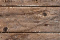 Houten achtergrond van de oude houten planken royalty-vrije stock afbeeldingen