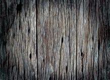 Houten achtergrond van de verschrikkings de donkere textuur Royalty-vrije Stock Fotografie