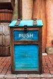 Houten afval Stock Foto