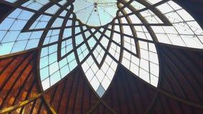 Houten architectuur Royalty-vrije Stock Afbeeldingen