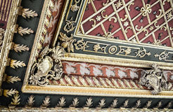 Houten Art Royalty-vrije Stock Afbeeldingen