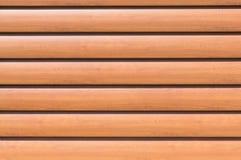 Houten blind stock afbeelding