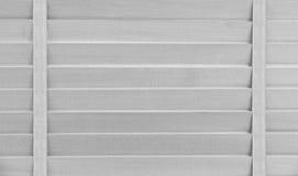 Houten blind venster royalty-vrije stock afbeeldingen