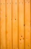 Houten boardscabinmuur Royalty-vrije Stock Afbeelding
