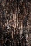 Houten bruine grunge textuur als achtergrond Geweven Muur met Sc Stock Afbeelding
