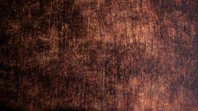 Houten bruine grunge textuur als achtergrond Geweven Muur met Sc Royalty-vrije Stock Foto