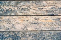 Houten bureauplank als achtergrond te gebruiken Stock Fotografie