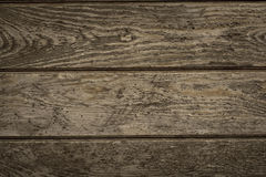 Houten bureauplank als achtergrond te gebruiken Royalty-vrije Stock Foto