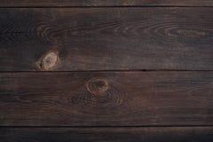 Houten bureauplank als achtergrond te gebruiken Stock Afbeeldingen