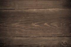 Houten bureauplank als achtergrond te gebruiken Stock Foto's