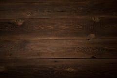 Houten bureauplank als achtergrond te gebruiken Stock Afbeelding