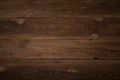 Houten bureauplank als achtergrond te gebruiken Royalty-vrije Stock Foto's