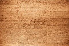 Houten bureauplank als achtergrond te gebruiken Royalty-vrije Stock Afbeelding