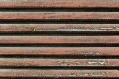 Houten de korrelachtergrond van de textuurplank, oude gestreepte houtraad, Pasarel Royalty-vrije Stock Foto's