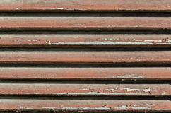 Houten de korrelachtergrond van de textuurplank, oude gestreepte houtraad, Pasarel Stock Foto's