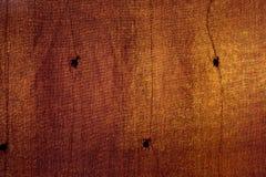 Houten detail 2 van Handcrafted Stock Afbeelding