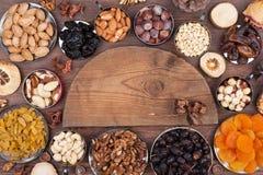 De recepten van de herfst Royalty-vrije Stock Foto's