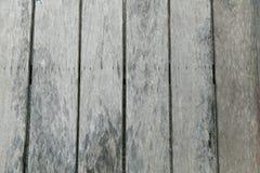 Houten en blokvloer Stock Foto