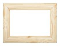 Houten frame Stock Foto's