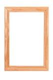 Houten frame. Royalty-vrije Stock Afbeeldingen