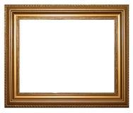 Houten frame Stock Afbeeldingen