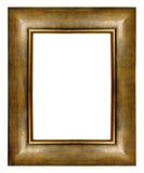 Houten frame 8 Stock Foto