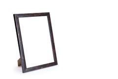 Houten frames Stock Fotografie
