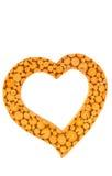 Houten gebruik voor hart Royalty-vrije Stock Fotografie