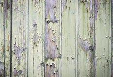 Houten gekleurde textuur Stock Fotografie