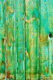 Houten geschilderde textuur. Verticaal frame. Royalty-vrije Stock Fotografie