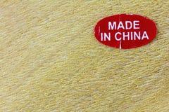 Houten gezaagd raads ruw gemaakt in de invoer van China Stock Afbeelding