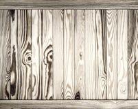 Houten het houtpatroon van de textuurpijnboom Abstracte donkere achtergrond Stock Foto's