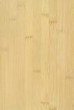 Houten het vernisjetextuur van het bamboe Stock Foto's