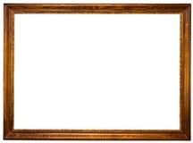 Houten kader Royalty-vrije Stock Afbeeldingen