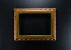 Houten kader royalty-vrije stock foto