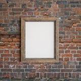 Houten kader stock foto's
