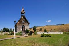 Houten Kerk Royalty-vrije Stock Fotografie