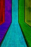 Houten kleurenachtergrond Stock Afbeeldingen