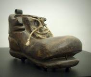 Houten laarzen Royalty-vrije Stock Foto's