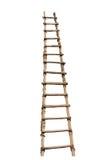 Houten ladder stock fotografie